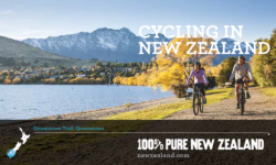 Tips for Cycling in New Zealand