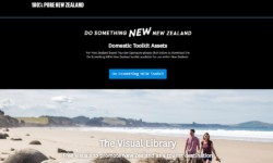 The Visual Library – 100% Pure New Zealand