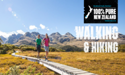 Walking & Hiking in New Zealand
