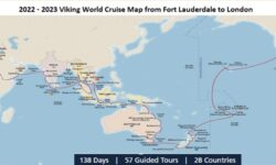 2022-23 World Cruise 夢想之旅138 日環遊世界