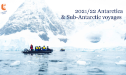 2021/22 Antarctica & Sub-Antarctic voyages