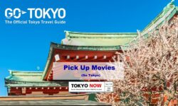 GO Tokyo – Pick up Movies