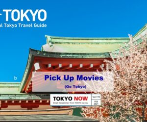 GO Tokyo – Pick up Movies
