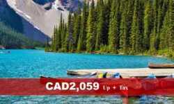 Globus & Cosmos : Six New Canadian Itineraries Exclusively for Canadians.