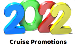 2022 to 2023 Cruise promotions
