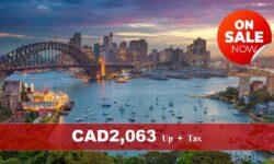 Classic Sydney  Rock & Reef 8 days Tour
