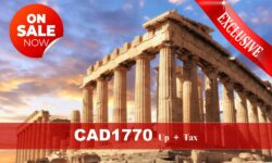 Athens & Classic Greece 7 days Tour i Exclusive