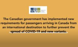 New Travel Requirements for Entering Canada by Air