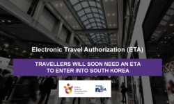 Travellers will soon need an ETA to enter into South Korea