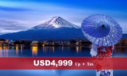 Best of Japan 14 day / 13 night vacation