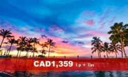 2022 CELEBRITY ECLIPSE –  11 nights Hawaii Cruise (Sailing from Vancouver to Honolulu)
