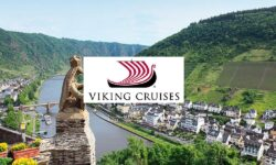Air + 2 nights Paris with Tour + 2 nights Zurich with Tour + 7 nights Viking River Cruise